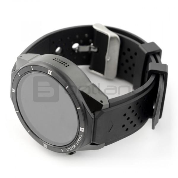 Smartwatch KW88 Pro - czarny - inteligentny zegarek