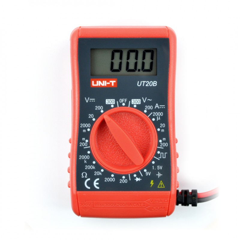 Universal multimeter UNI-T UT20B_
