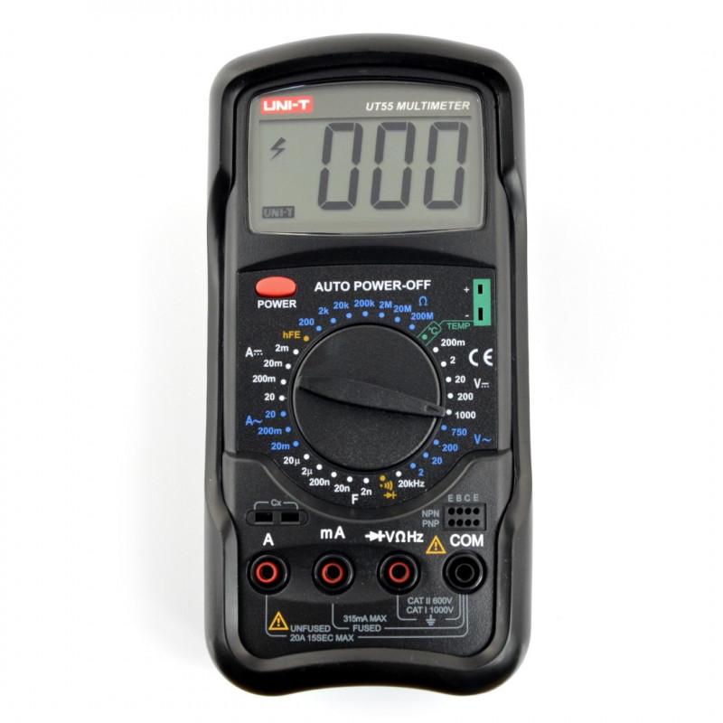 Universal multimeter UNI-T UT55*