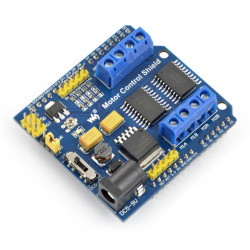 Motor Control Shield - driver engines for Arduino