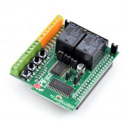 PiFace Digital 2 - rozszerzenie do Raspberry Pi B+