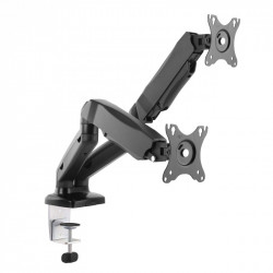 LCD TV desk Mount ART L-16GD 13''- 27'' VESA 6.5kg with Vertical and Horizontal Adjustment