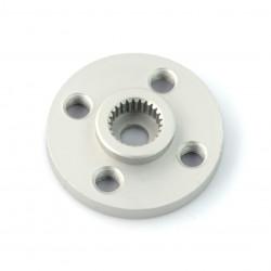 Aluminum Servo Round Horn Set Spline 25T FK-RP-001