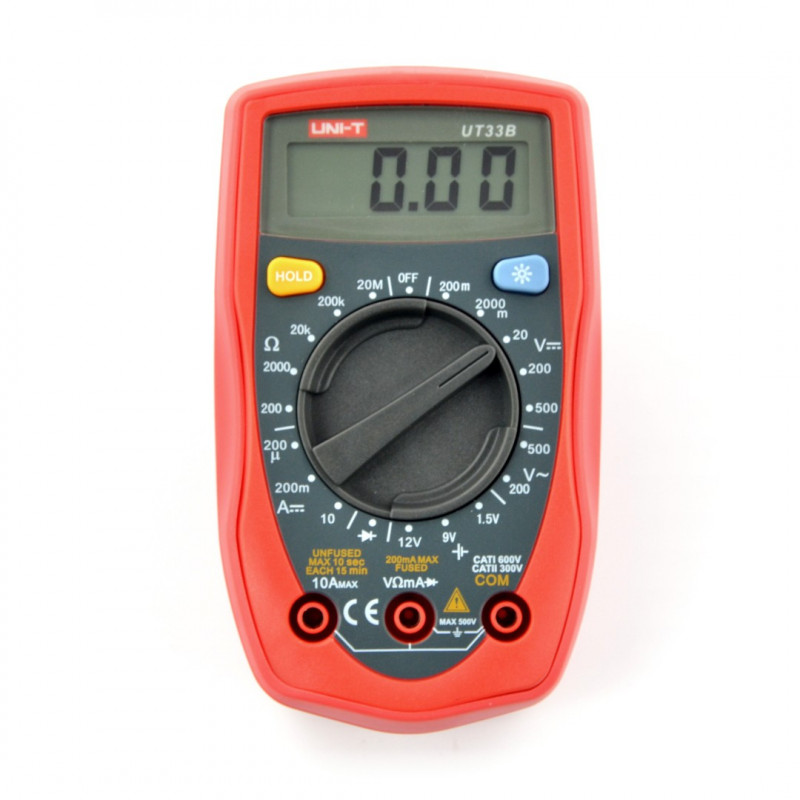 Universal multimeter UNI-T UT33B_