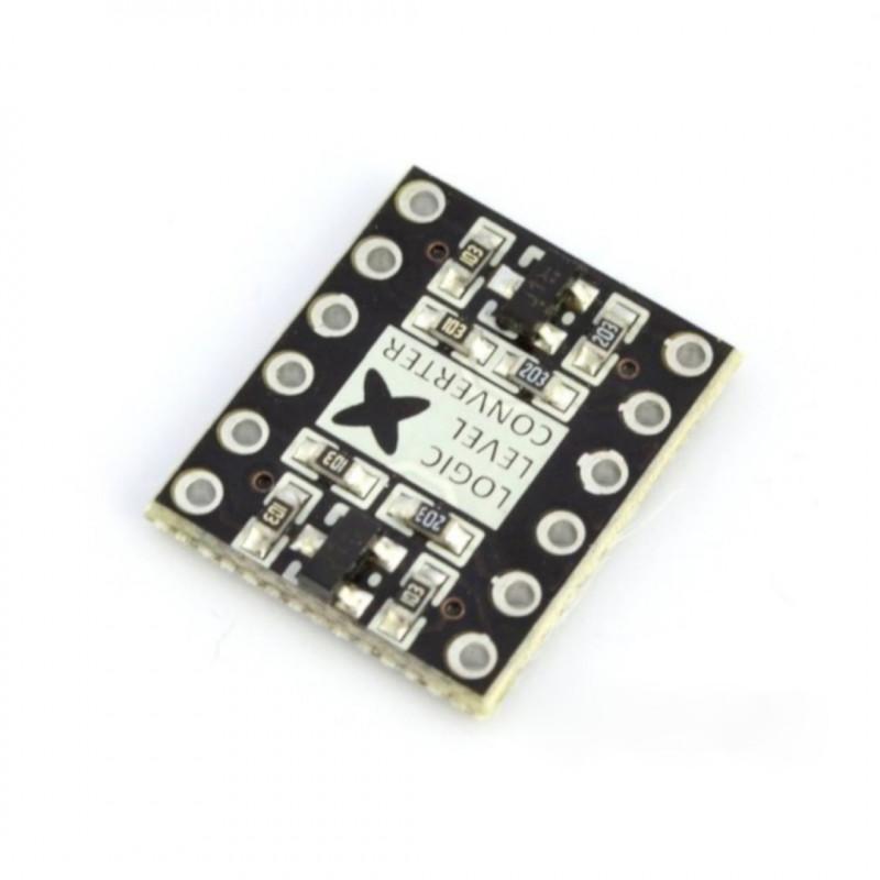 Konwerter poziomów logicznych 3,3V/5V - I2C UART SPI