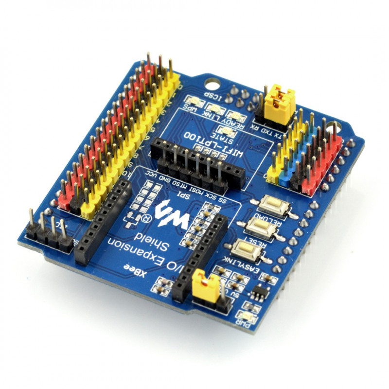WaveShare IO Expansion - Shield for Arduino*