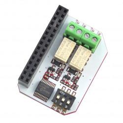 Onion Relay Expansion - 2 przekaźniki 250VAC / 60W