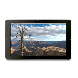 Ekran Seeed studio LCD IPS 10,1'' 1200x1920px HDMI + USB dla Raspberry Pi 3B+/3B/2B/Zero obudowa czarna