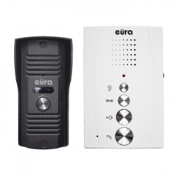 Eura-tech Eura ADP-11A3 Invito - domofon - biały