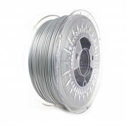 Filament Devil Design PLA 1,75mm 1kg - Aluminum