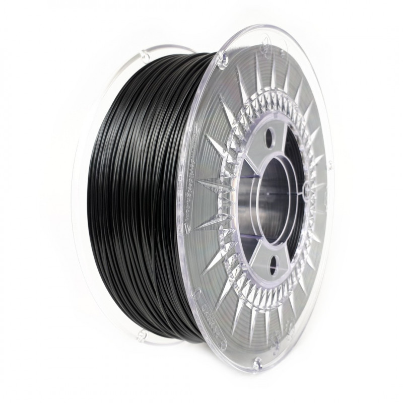 Filament Devil Design PETG 1,75mm 1kg - Black_