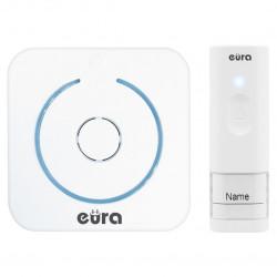 Eura WDP-33A3 Acapella - wireless doorbell - battery powered