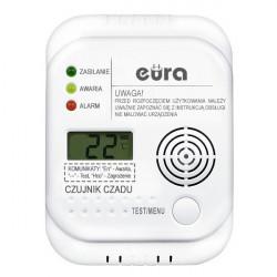 Eura-tech Eura CD-65A4 - carbon monoxide CO sensor LCD 4,5V DC