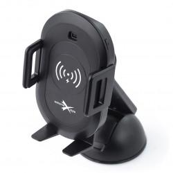 Uchwyt samochodowy na telefon z ładowarką bezprzewodową - automatyczny - eXtreme SIR1