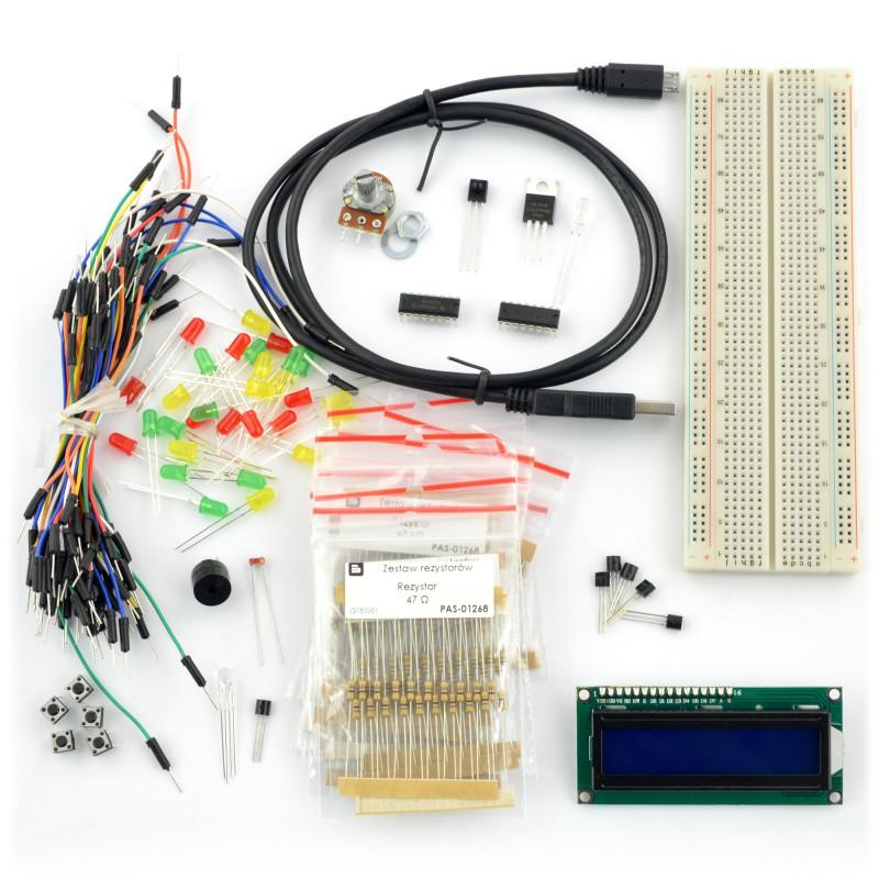 StarterKit Elektro Przewodnik dla Arduino