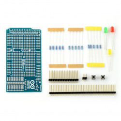 Arduino Mega Proto Shield Rev3 Kit - A000081