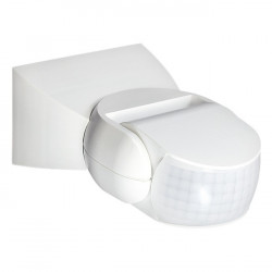 Eura-tech EL Home MD-10B7 - outdoor motion detector PIR 230V - white