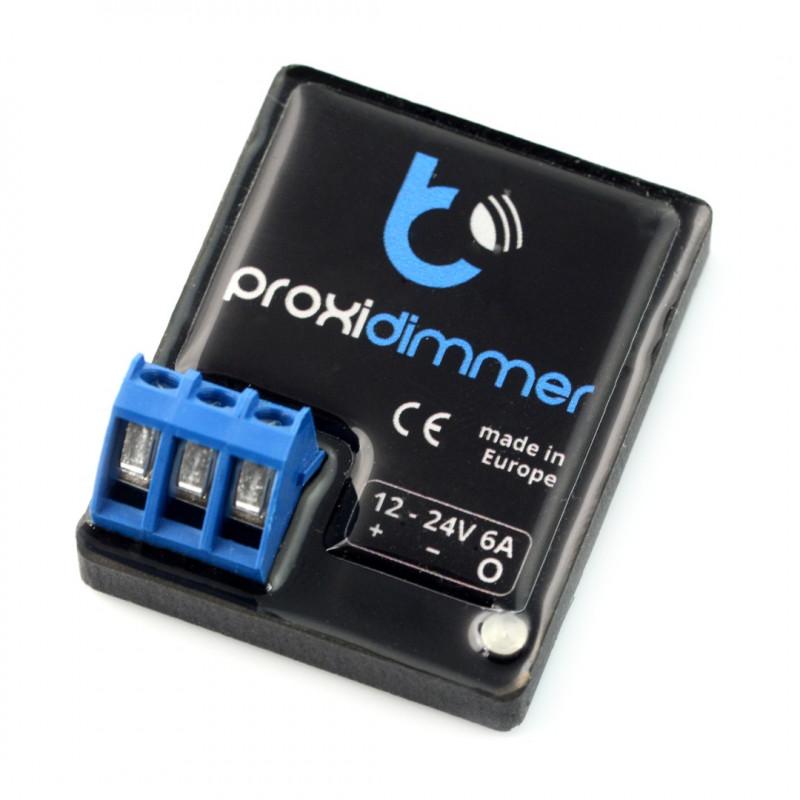 BleBox ProxiDimmer v2.0 - 12-24V LED touch controller_