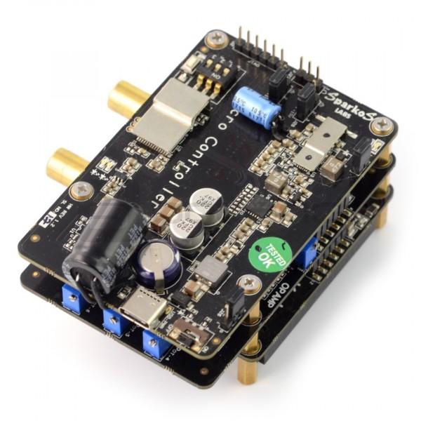 Allo Katana DAC SQ Opamp - sound card for Raspberry Pi*