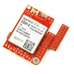 Module LTE/GSM - u-GSM shield v2.19 EG91E - for Arduino and Raspberry Pi - u.FL connector