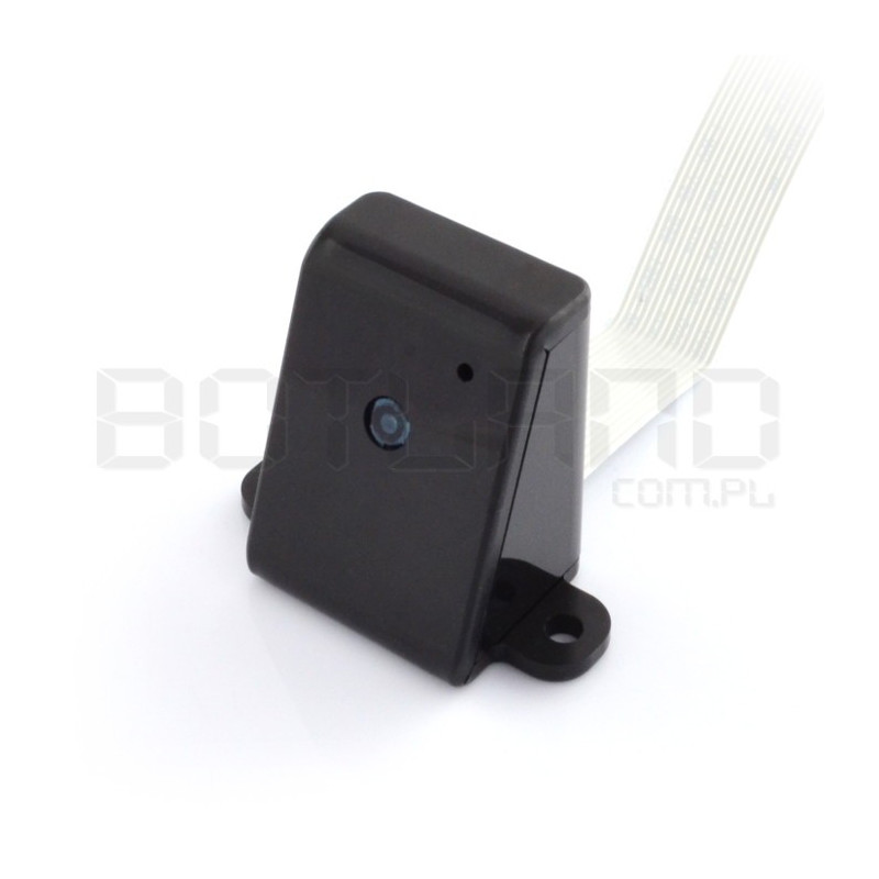 Obudowa dla kamery Raspberry Pi - czarna