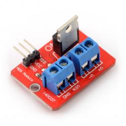 Moduł wykonawczy MOSFET IRF520