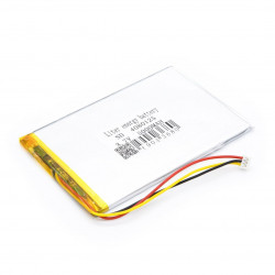 Li-Pol PiJuice 5000mAh 3,7V battery - 3 wires female connector