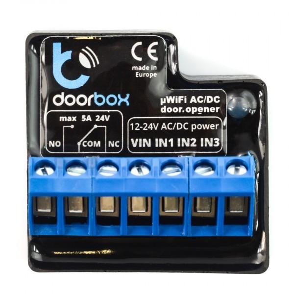 BleBox DoorBox - WiFi doors controller - Android / iOS app*