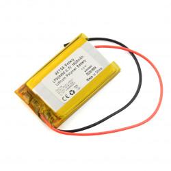 Akyga Battery Li-Pol 3,7V 1S 1600mAh
