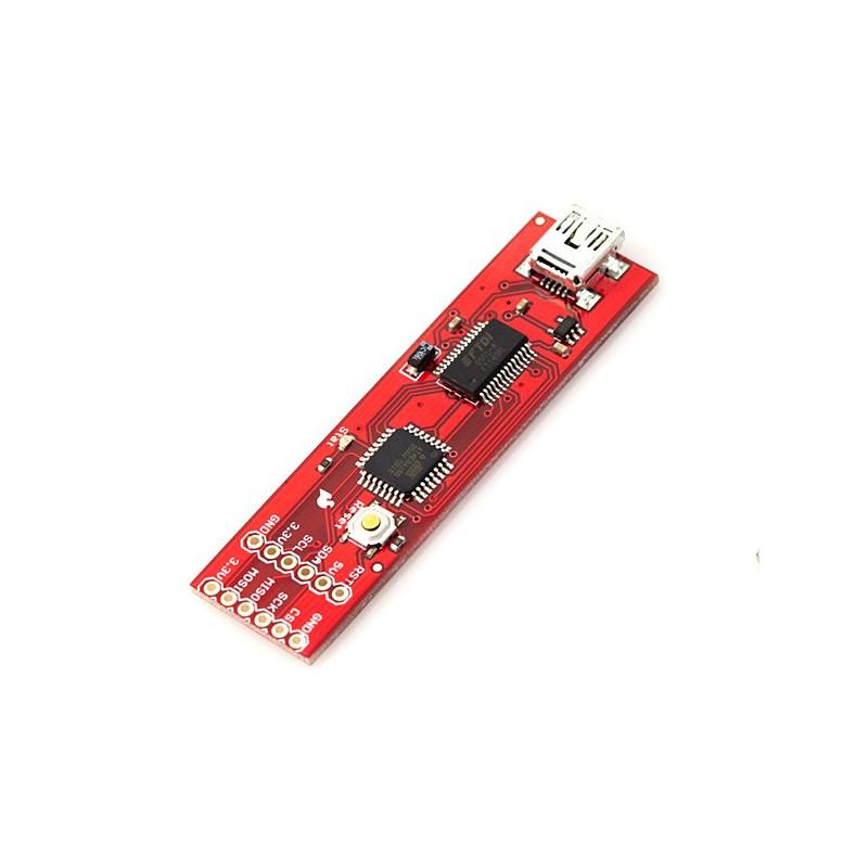Kontroler SPI - USB - SparkFun