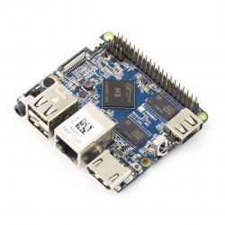 NanoPi M1 - Allwinner H3 Quad-Core 1,2GHz + 512MB RAM