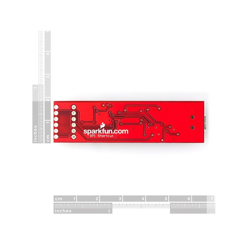 Konwerter SPI - USB firmy SparkFun