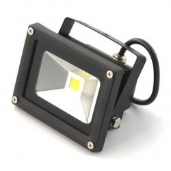 Lampa zewnętrzna LED ART, 10W, IP65, AC80-265V, czarna, 4000K-W