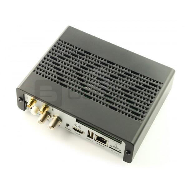 Tuner satelitarny Zgemma H9 2S 2x DVB-S2X 4K UHD H 265 HEVC WiFi