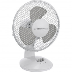 Table fan Zephyr -while-grey