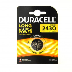 Bateria Duracell DL/CR 2430 3V
