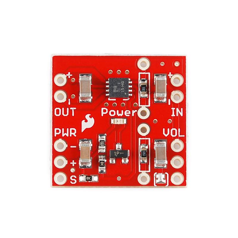 Moduł ze wzmacniaczem audio klasy D TPA2005D1 firmy Texas Instruments