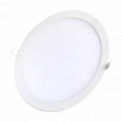 Panel LED ART ultra slim okrągły, 300mm, 25W, 1750lm, barwa neutralna