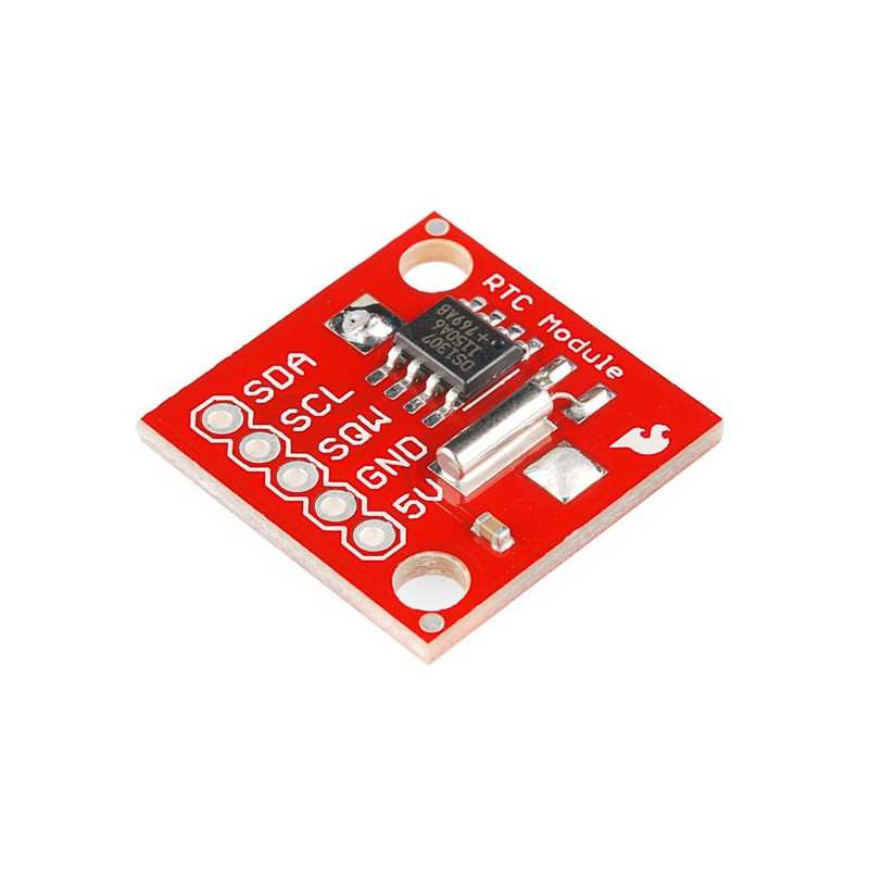 Real Time Clock RTC + battery - SparkFun