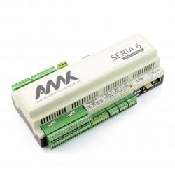 AMK Seria 6 - HomeController - centralny moduł inteligentnego domu - Modbus RS485