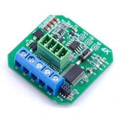 AMK Switch 4K - HomeController - 4 kanałowy przełącznik - Modbus RS485