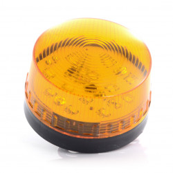 Lampa sygnalizacyjna HC-05 - LED 12V - pomarańczowa