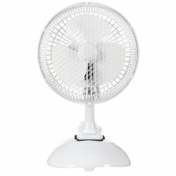 Desk fan 2in1 with clip HanksAir 15cm