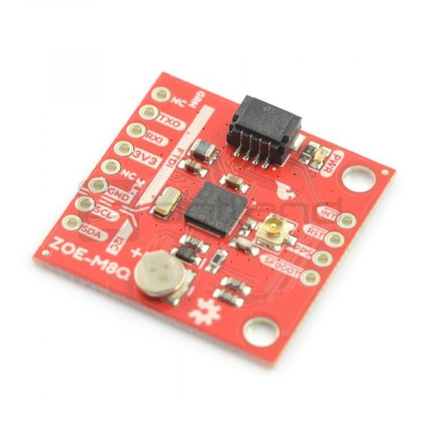 SparkFun GPS ZOE-M8Q module - Qwiic