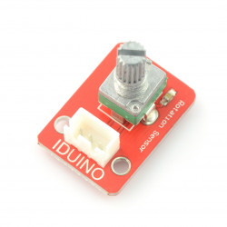 LilyPad Arduino USB - mikrokontroler ATmega32U4