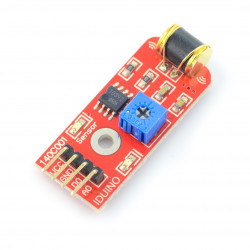 Module with vibration sensor 801S - regulated