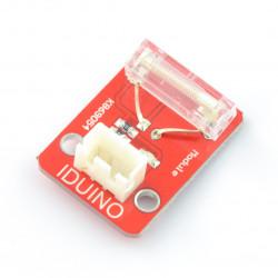 Czujnik uderzenia Iduino z przewodem 3-pin