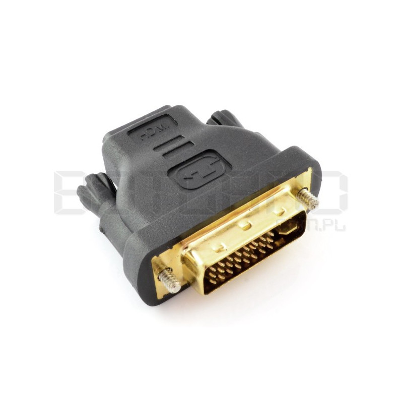 HDMI adapter (socket) - DVI-D (plug)