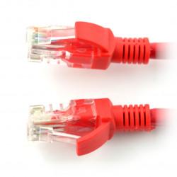 Przewód sieciowy Lanberg Ethernet Patchcord UTP 6 0,25m - szary