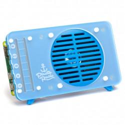 Pirate Radio - Pi Zero W Project Kit - zestaw elementów do budowy radia